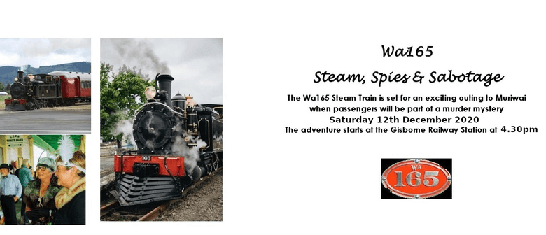 Steam, Spies and Sabotage