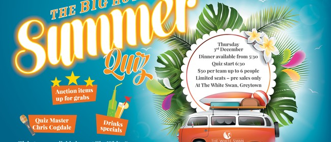 The Big Hot Summer Quiz