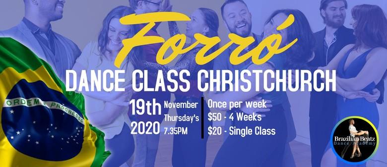 Forró Dance Class