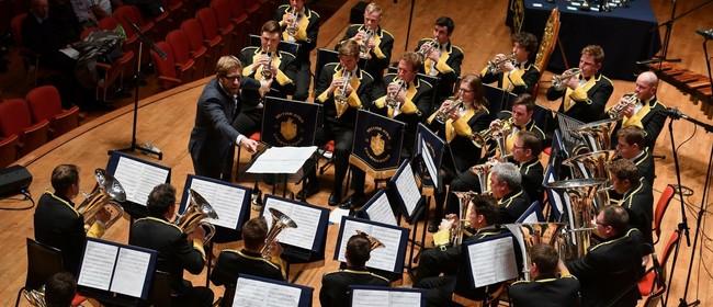Wellington Brass Band: Christmas Concert and Carols