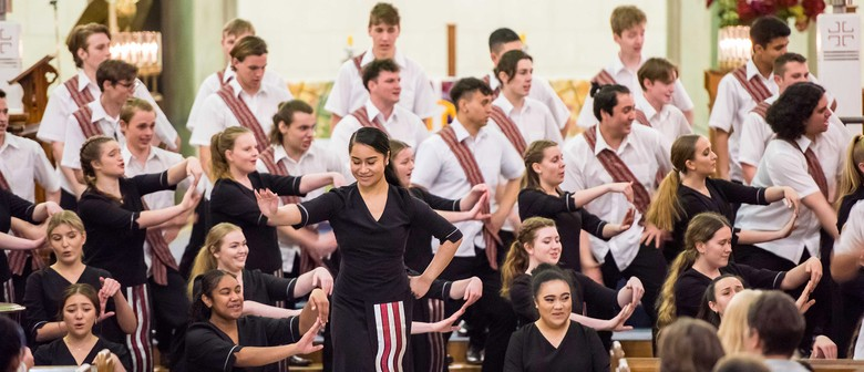 New Zealand Secondary Students' Choir and Virtuoso Strings