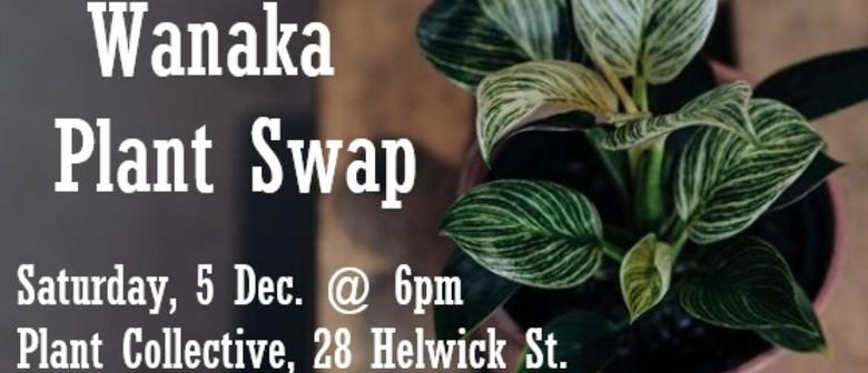 Wanaka Plant Swap: CANCELLED