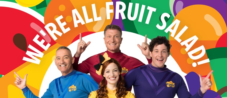 The Wiggles - We're All Fruit Salad!