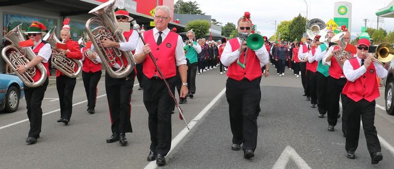 Mitre 10 Dannevirke Christmas Parade
