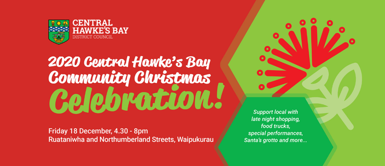 Central Hawke's Bay Community Christmas Celebrations