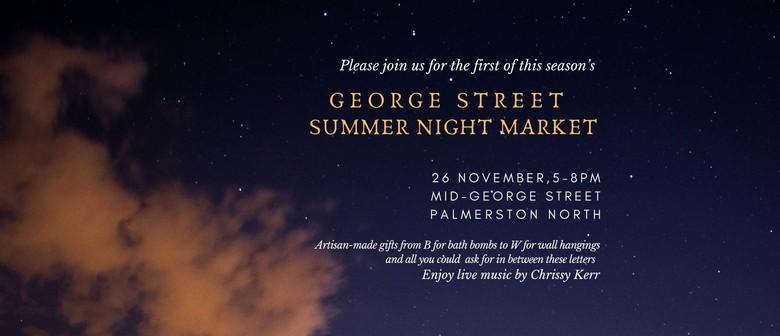 George Street Summer Night Market