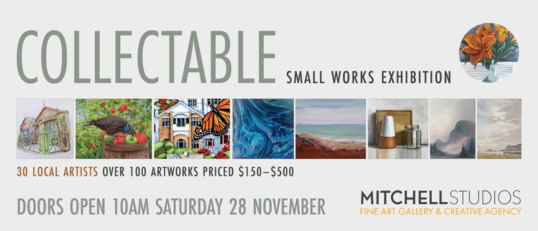 Collectable Small Works Exhibition