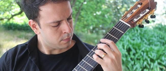 Barkin Sertkaya Classical Guitar Concert