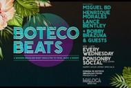 Boteco Beats w/ Henrique Morales, Miguel BD + Bobby Brazuka