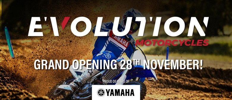 Evolution Motorcycles Grand Opening