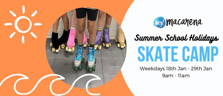 Summer Holiday Skate Camp