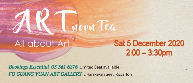 ARTnoon Tea - All About Art