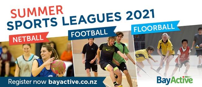 BayActive Sports Leagues - Tuesday Netball