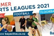 BayActive Sports Leagues - Wednesday Football