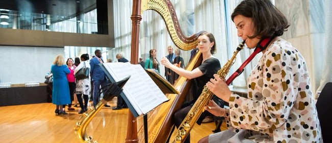 Duo Eolienne - Saxophone and Harp