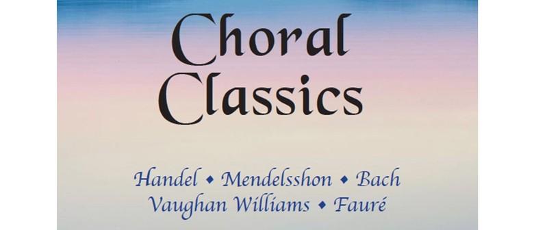 A concert of Choral Classics