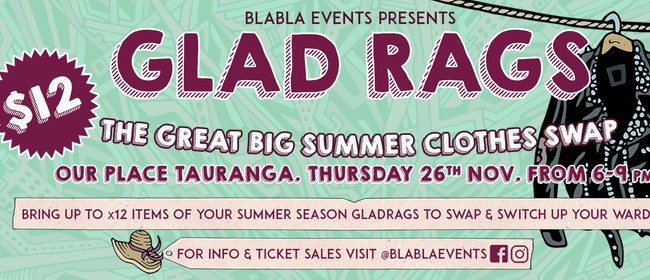 GLADRAGS - The Great Big Summer Clothes Swap