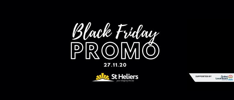 Black Friday Promo