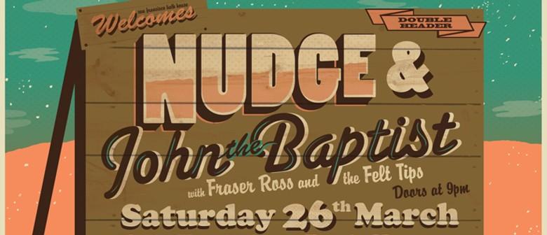 Nudge vs John the Baptist