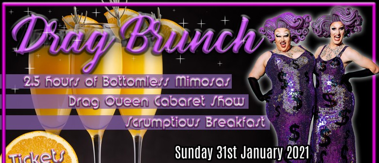 Caluzzi Bottomless Drag Brunch!