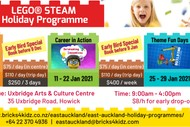 Bricks 4 Kidz® East Auckland LEGO Themed Holiday Programme