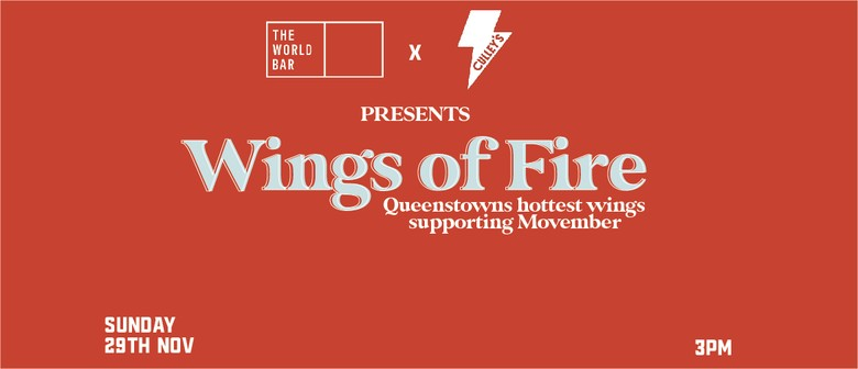 Wings of Fire: Hot Wing Eating Competition