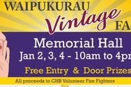 Waipukurau Vintage Fair