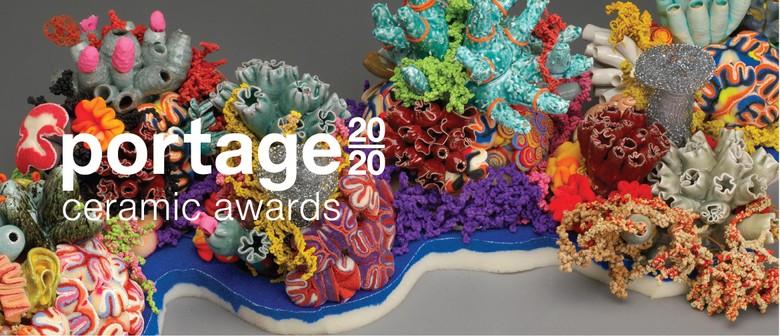 Portage Ceramic Awards 20/20 Floor Talk and Opening Event
