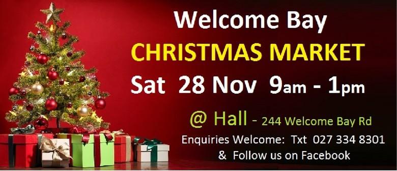 Welcome Bay Christmas Market