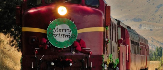 Weka Pass Railway Christmas Specia - SOLD OUT