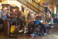 Jazz and Easy Listening with the Society Jazzmen