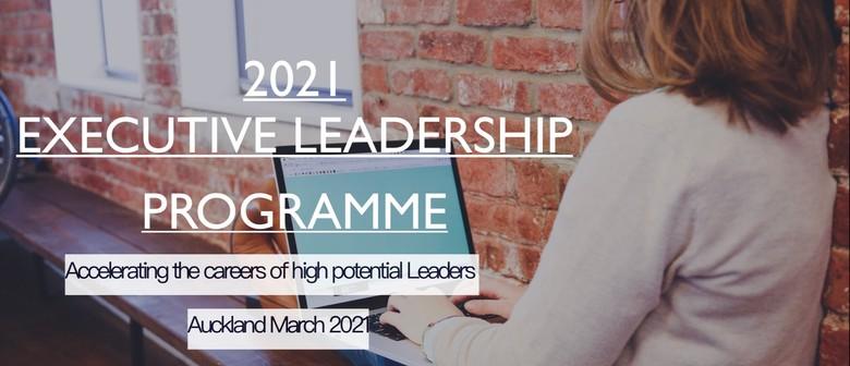 The 2021 Executive Leadership Programme