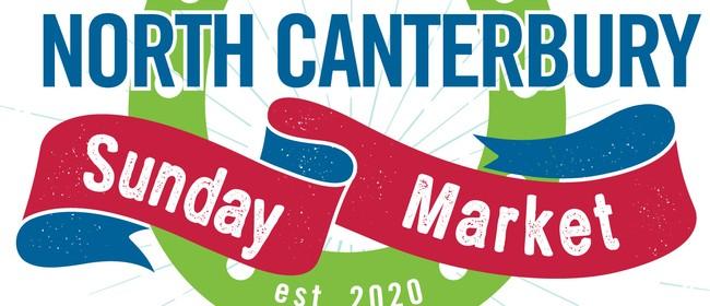 The North Canterbury Sunday Market Christmas Event