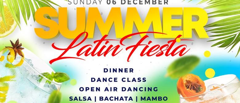 Summer Latin Fiesta