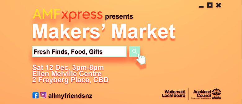 AMFxpress - Makers Market