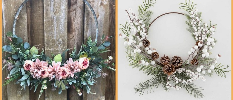 Wreath Making with Native Hard Sparkling