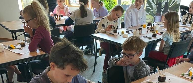 Herb World Kids Workshop