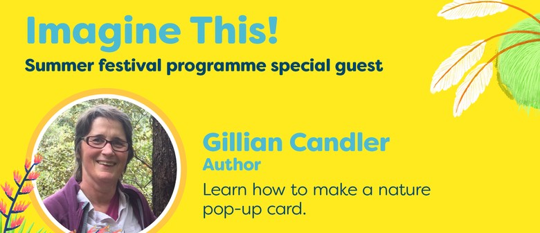 Imagine This - Gillian Candler, Pop-up Nature Cards