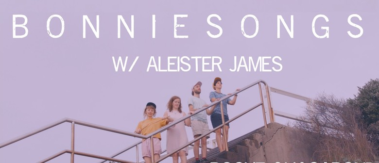 Bonniesongs and Aleister James