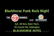 Blackhorse Punk Rock Night