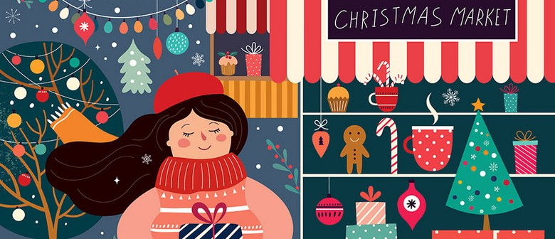 Christmas Makers Market Preview Night