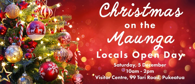 Christmas On the Maunga - Locals Open Day