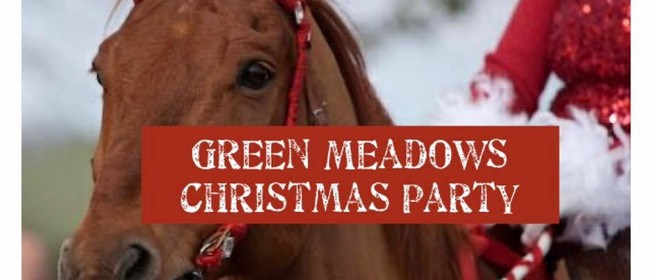Green Meadows Cowboy Challenge Christmas Party