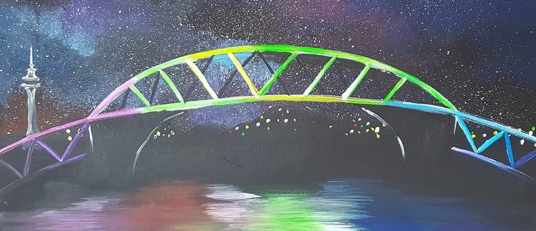 Paint & Drink - Harbor Bridge