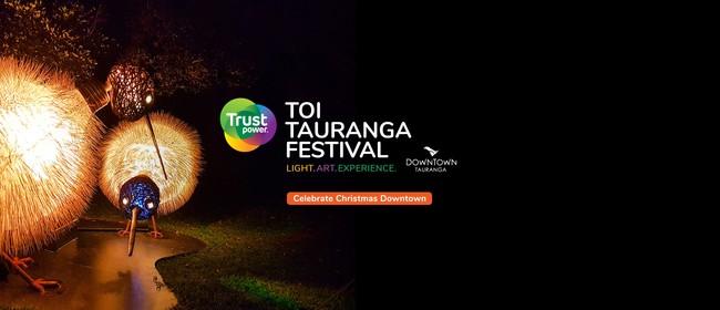 Trustpower Toi Tauranga Festival