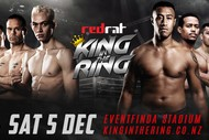 King in the Ring 92III - The Super Cruiserweights