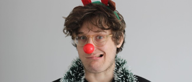 Christmas Crack-Up! Local Live Comedy: CANCELLED