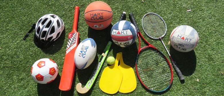 January Multi-Sports Holiday Programme