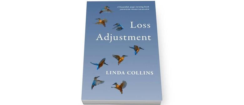 Author talk: Linda Collins Discusses - Loss Adjustment