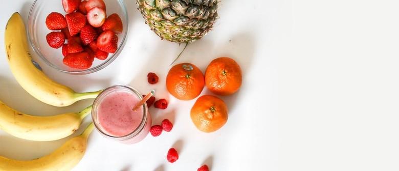 Otai Fruit Drink Making